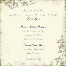 wordings christian wedding invitation cards templates free
