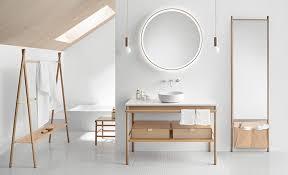 holzmöbel badezimmer holz im bad der trick mit holz badezimmer accessoires feel und