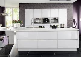 cuisine blanche moderne cuisine blanche moderne by le fournisseur ixina à casablanca