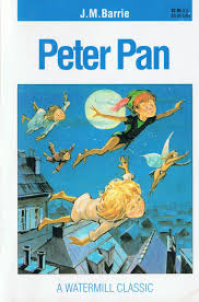 little library of rescued books peter pan by j m barrie