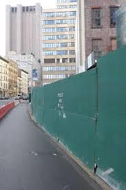 tribeca citizen nosy neighbor why are construction fences