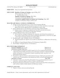 resume templates nursing entry level certified nursing assistant resume templates