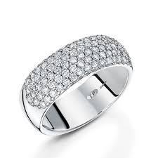 damas wedding rings wide eternity ring why jewellers