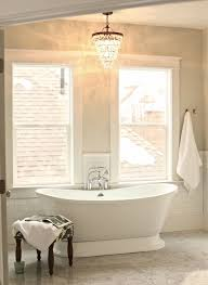 lovely chandelier bathroom lighting 25 ways to decorate with