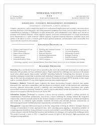 marketing resumes sample resume sample for mba student frizzigame cover letter graduate student resume sample graduate student