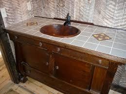 rustic bathroom vanity ideas bathroom decoration