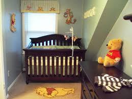grey vintage winnie the pooh nursery u2014 modern home interiors