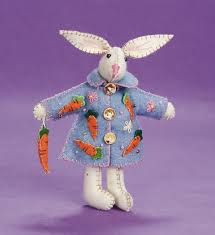 596 best felt easter bunny and carrot images on easter