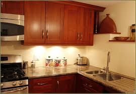 shaker style cherry kitchen cabinets home design ideas