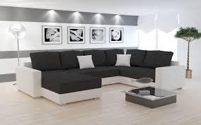 couch u form polsterecke in u form stoff wohnlandschaft enzo xxl led u form