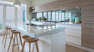 mirrored backsplash in kitchen backsplash mirror tiles kitchen designs kitchen kitchen