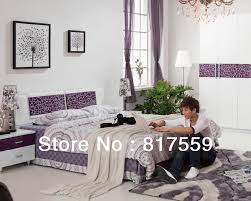 Modern Bedroom Furniture Sets Compare Prices On Panel Bedroom Set Online Shopping Buy Low Price