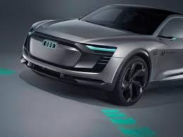 frankfurt iaa 2017 audi elaine concept car design tv