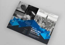 two fold brochure template psd 21 free brochure templates psd ai