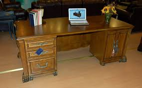 Home Office Executive Computer Desk Buy Large Amaretto Executive Computer Desk By Mm From Www