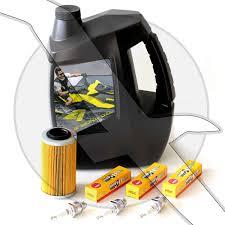 oil u0026 filter spark plug change kit sea doo 4 tec gti gtx rxt rxp 4