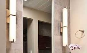 Bathroom Wall Sconce Lighting Bathroom Wall Scones Simple On Bathroom Intended For Awesome