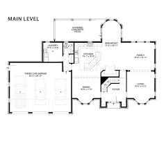 Customizable Floor Plans by The Jordan Shuster Custom Homes Floor Plans