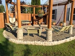 Outdoor Patio Swing by Porch Swings Fire Pit Circle Porch Swings Patio Swings