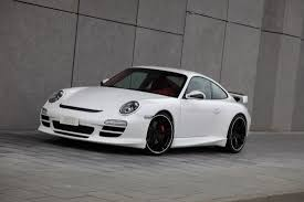 chrome porsche 911 techart tuning package for porsche 911 carrera s and 4s