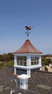 Nautical Weathervane Nautical By Nature Coastal Living Showhouse Second Floor Rooftop