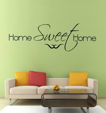 wall decals quote living room modern printable geometric wall