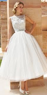 24 gorgeous tea length wedding dresses tea length wedding dress