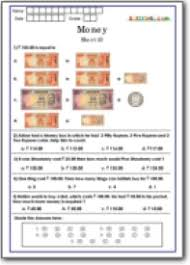 money math for class 1 imo practice questions for class 1 children