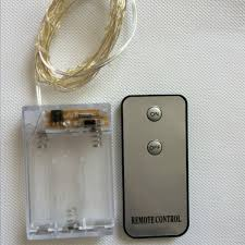 timed battery operated led string light blinking led lights