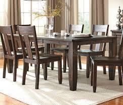trudell rectangular dining room set formal sets trudell rectangular dining table