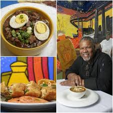 Review As New Orleans food changes Chef D z on Broad Street shows