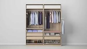 check out how to get beautifully organised in this wardrobe doors