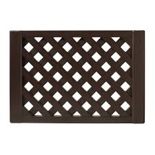 Grosfillex Fence by Portable Decorative Patio Fencing Post And Base Et U0026t Distributors