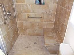 master bathroom stand up shower for the home