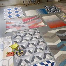 west elm rug matrix wool kilim rug slate west elm rugs pinterest