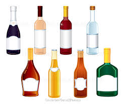 wine clipart drink clipart wine clipart alcohol clipart bottle clipart cocktail
