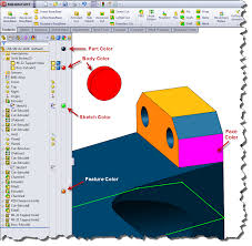Different Shades Of Purple Names Demystifying The Color Settings In Solidworks Parts And Assemblies