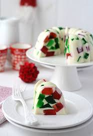 christmas jello