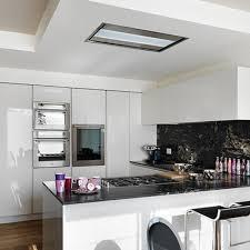 deckenlüfter küche falmec nuvola 140 design edelstahl deckenlüfter