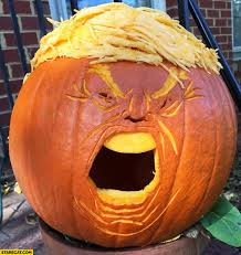 Pumpkin Carving Meme - donald trump pumpkin blank template imgflip