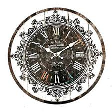 cheap large shabby chic wall clock find large shabby chic wall