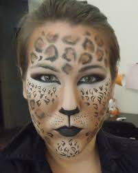 leopard halloween makeup ideas makeup by marla halloween tutorial leopard cheetah