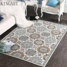 tapis pour chambre bébé kingart grande tapis salon tapis de sol de chambre d enfant