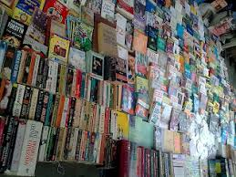 where to buy cheap books and magazines in delhi daryaganj sunday