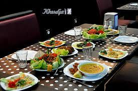 cuisine caucasienne rubrique sponsorisée kherdja a testé pour vous le restaurant turc