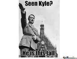 seen kyle by dimitrijep3 meme center