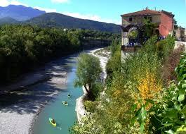 chambre hotes drome vallee drome riviere canoe randonnée velo crest die saillans vtt