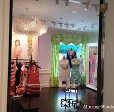 Store Window Design Lilly Pulitzer Store Window Treatments Nyc Alluring Window