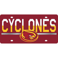 san diego state alumni license plate frame iowa state cyclones license plates iowa state license