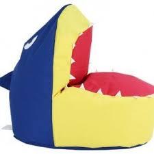Shark Bean Bag Yellow Bean Bags Foter